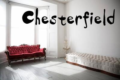 Chesterfield, still my favorite…