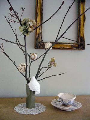 Xmas tree at home…