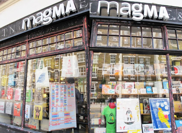 magma book shop – a oasis of creativity, books, and paper goods