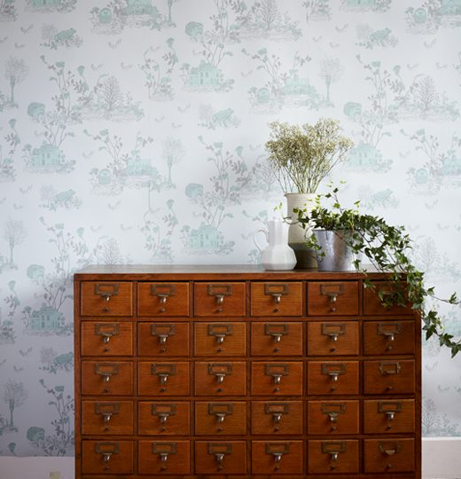 Telling stories with Sian Zeng's range of wallpapers