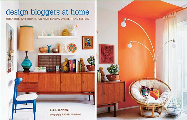 A BOOK ABOUT BLOGGER'S HOMES AND A GORGEOUS GIRL'S ROOM