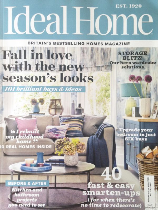 Ideal Home – October 16