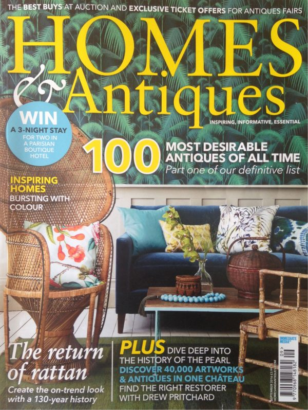 Home & Antiques – September 16