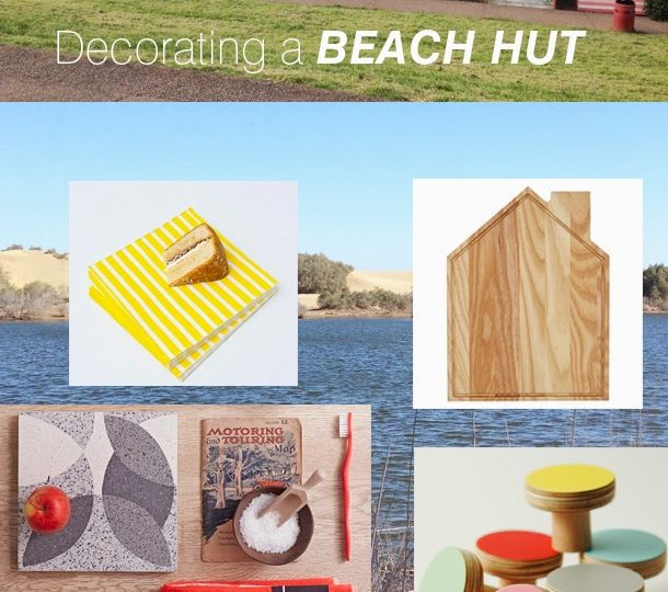 DECORATING A BEACH HUT