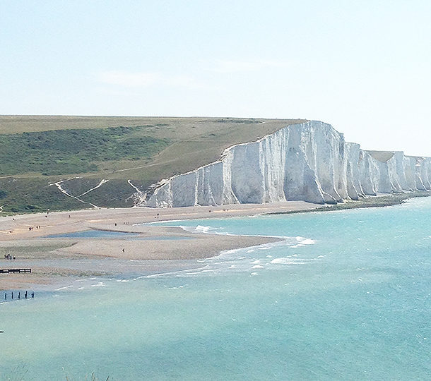SEVEN SISTERS CLIFFS WALK AND A FITNESS CHALLENGE