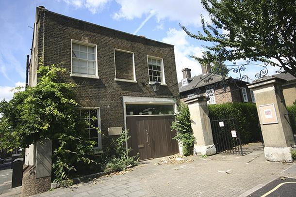 The Glebe House – a converted Georgian coach house in Clapham