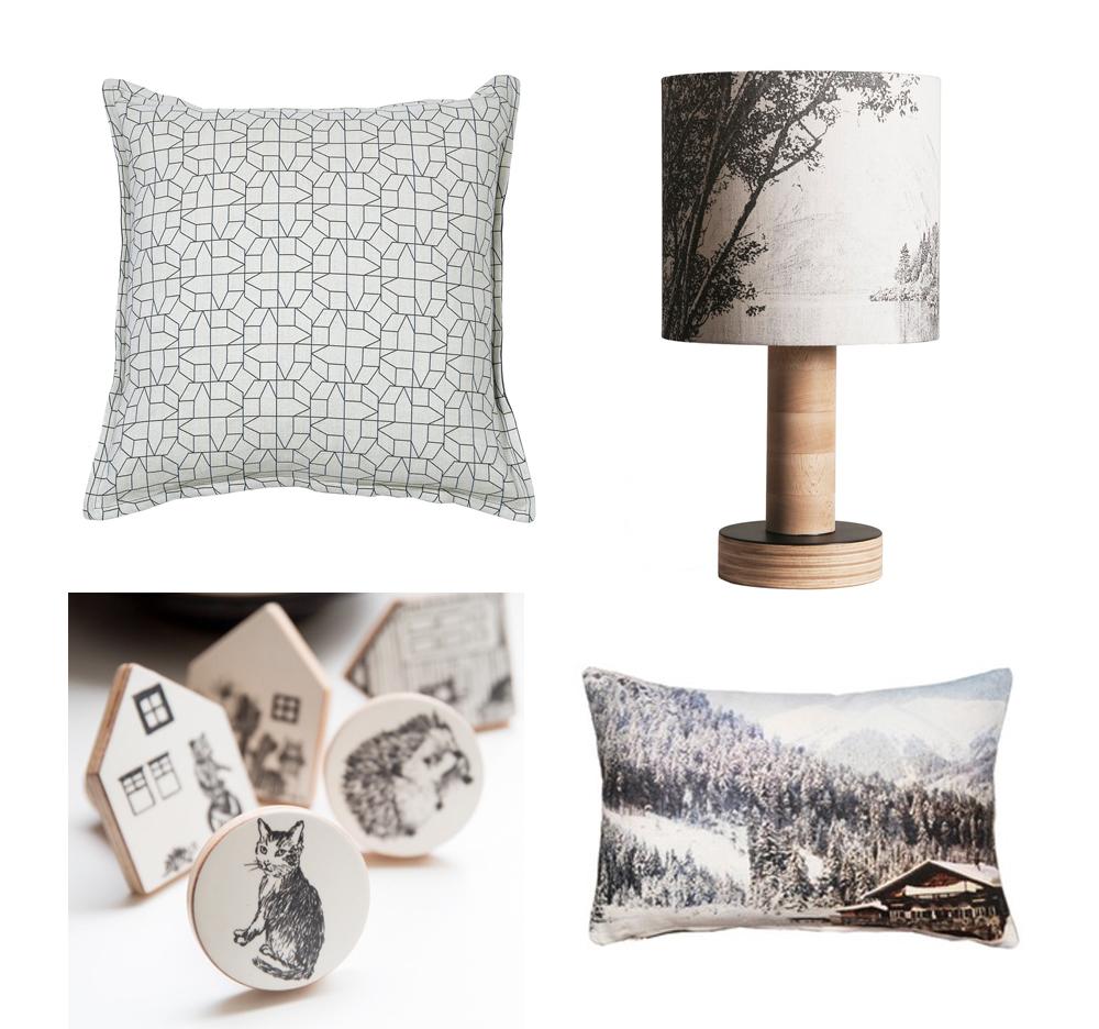 cushions, wall hooks, lampshade, homewares, interiors, decor,