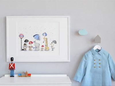 Children's room decor ideas