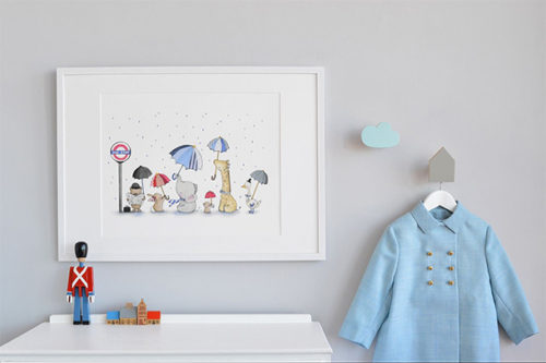 Children's room decor ideas