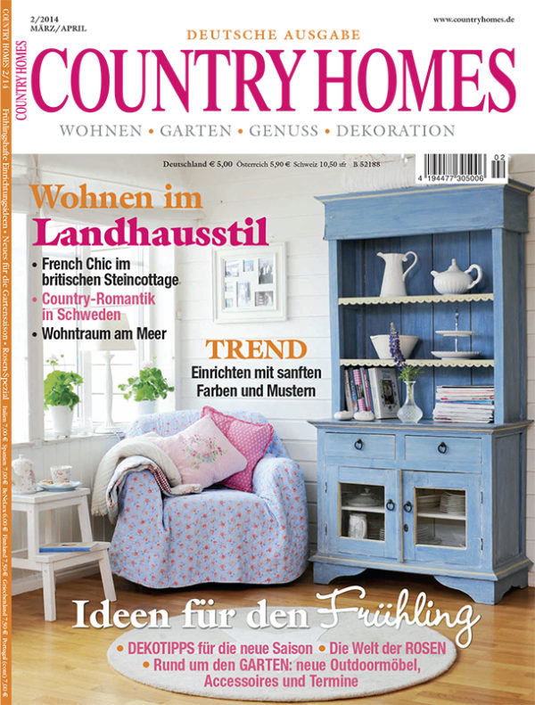 Country Homes – April 2014