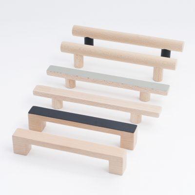 Bespoke handles and drawer pulls