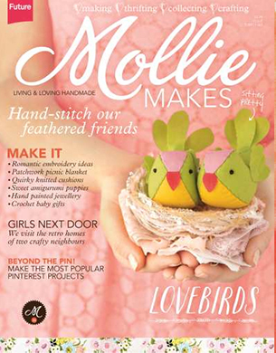 Mollie Makes – February 2014