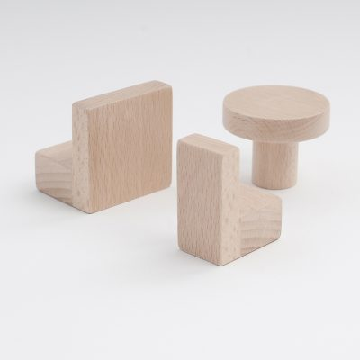 beech wood knobs