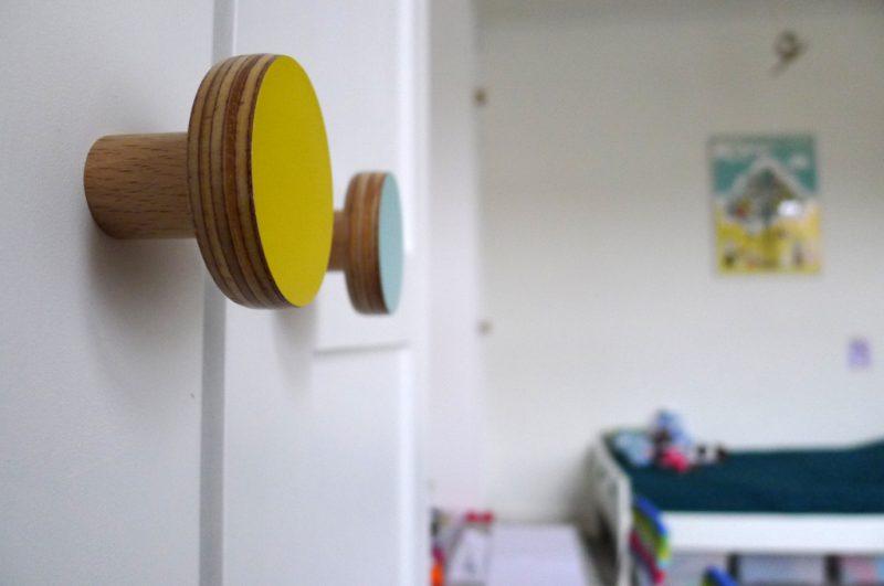 wardrobes wooden knobs