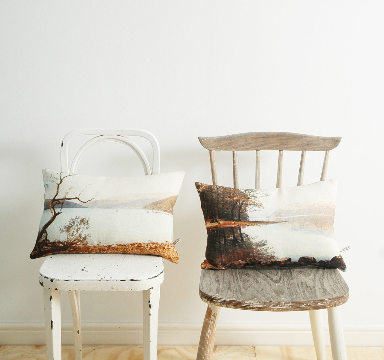 Romantic collection cushions