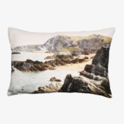english coastal cushion