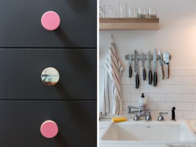 kitchen handles, drawer knobs, cabinet pulls uk