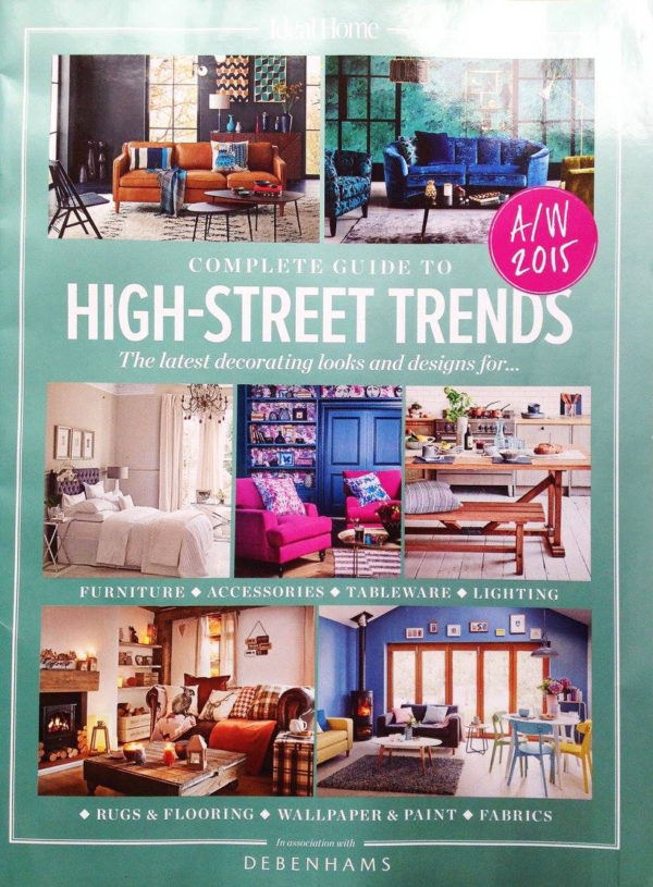 Ideal Home Trend guide- October 2015