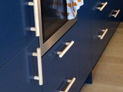 kitchen bespoke handles