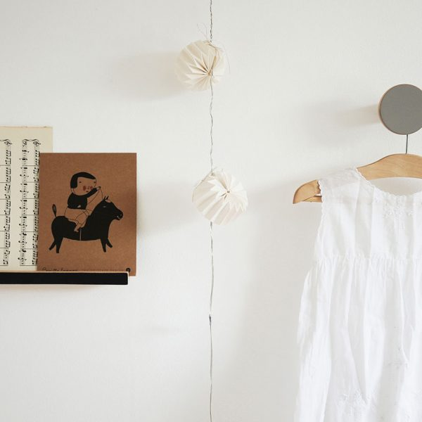 small floating shelves, wooden wall hooks